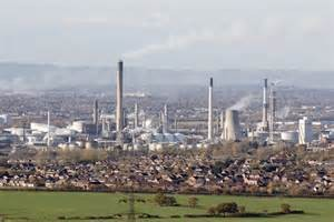 Stanlow Oil Refinery operators fined almost £500,000 for breaching environmental rules