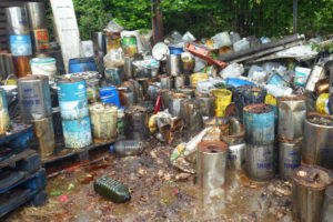 Dorset man narrowly escapes prison for running illegal waste oil site