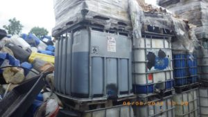 Three fined in oven cleaner hazardous waste case