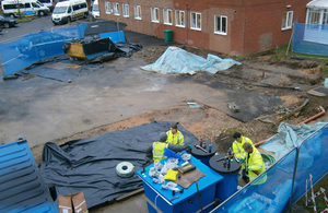 Contractors Fined Over Diesel Leak at Christchurch Hospital